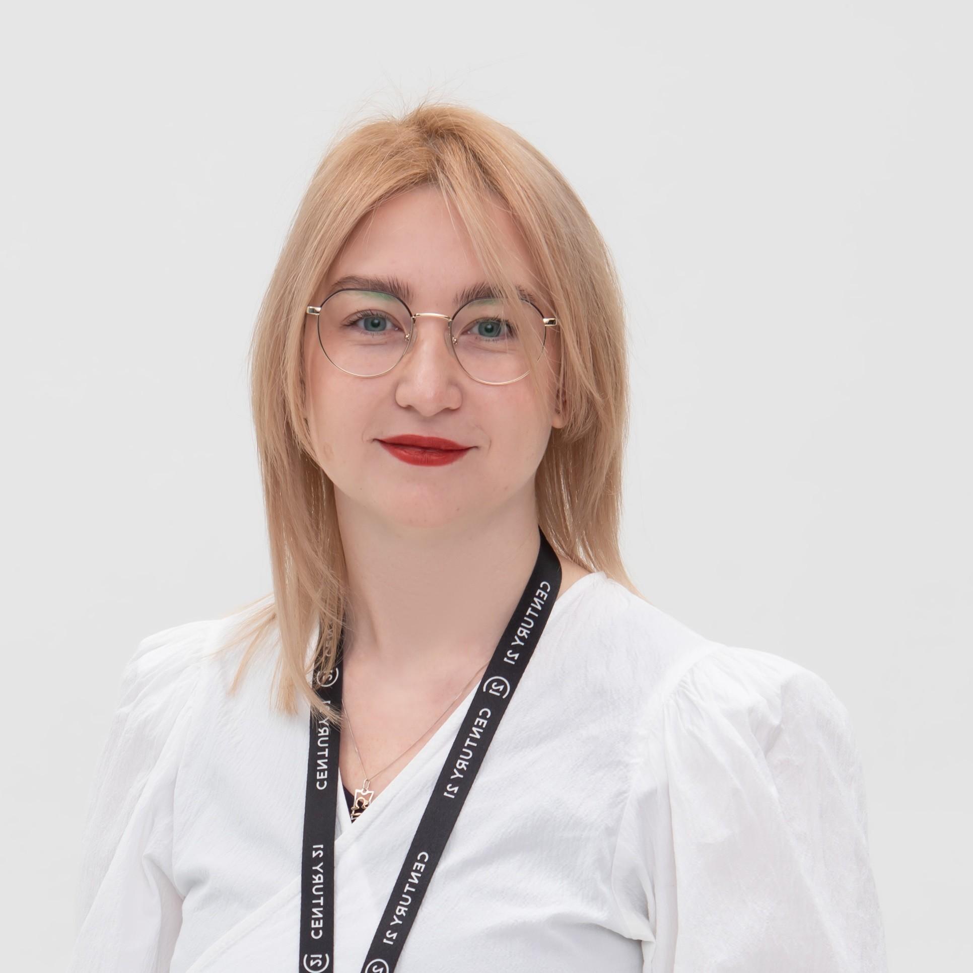 Фефелова Дарья